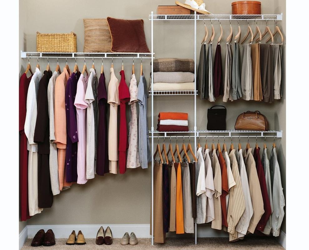 πακετάρισμα ρούχων